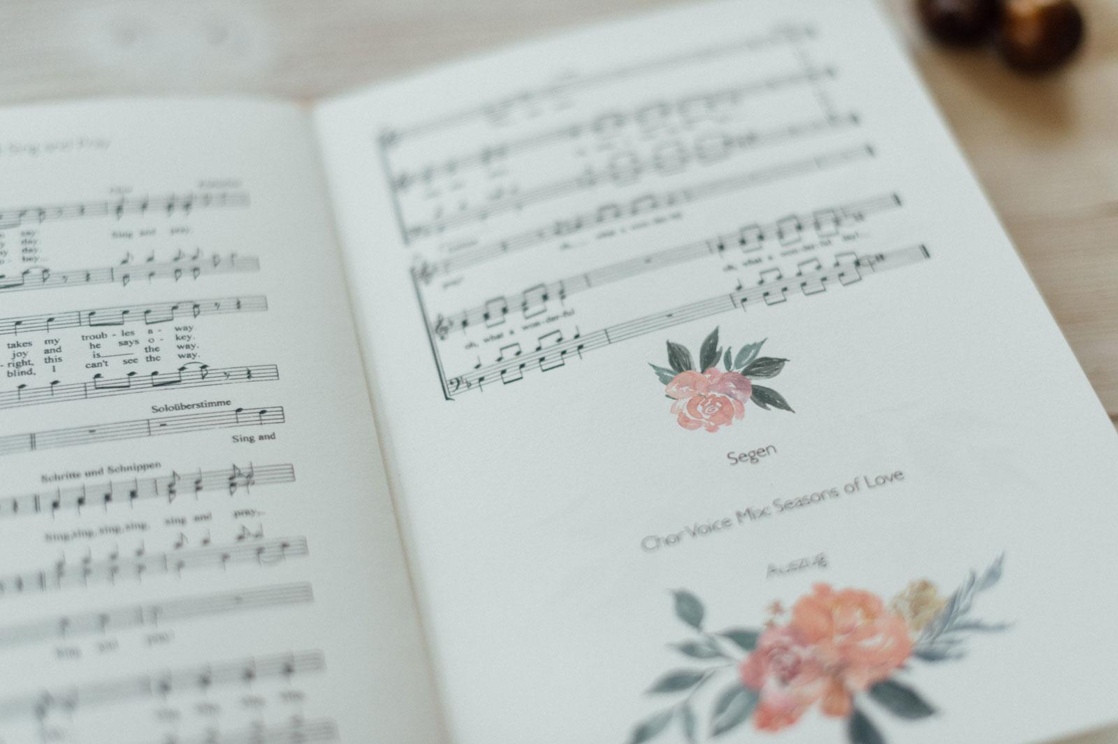 Fruhlingsblumen Kirchenhefte Hannah Antenna