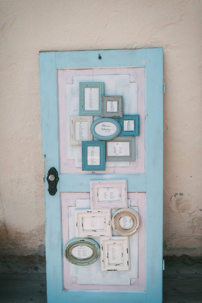 Alice im Wunderland Sitzplan Tischkarten Hochzeitskarten Märchen Hochzeit Hochzeitspapeterie Hochzeitsmotto Vintage Tür